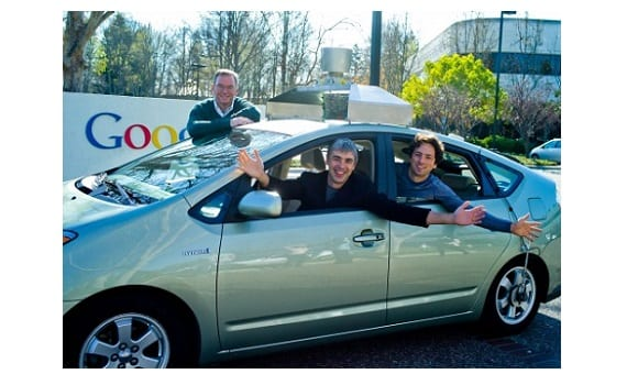 Google Robo Taxi 01 is the new project of Google