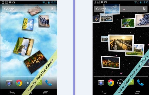 Best Live Wallpapers for your Android Gallery 3D Live Wallpaper Today