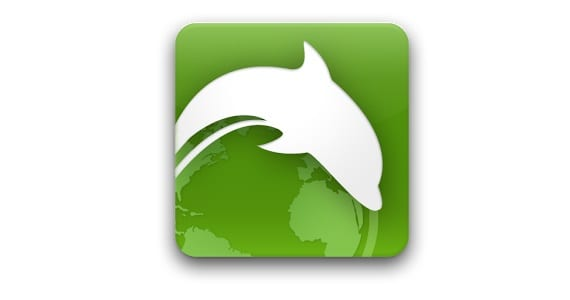 Dolphin part in the beta program for the Dolphin Browser Play Store