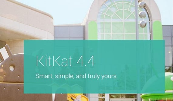 KitKat kit 05 Android 4.4 phone with 512MB of RAM thanks to Svelte Project