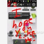 Amazing apps for Android, Today Floating Draw