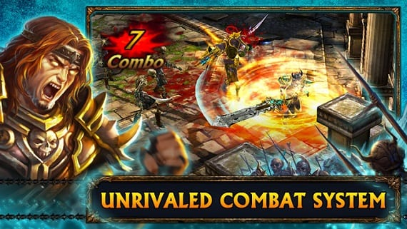Eternity Eternity Warrior 3 Glu Warriors 3 now available on the Play Store